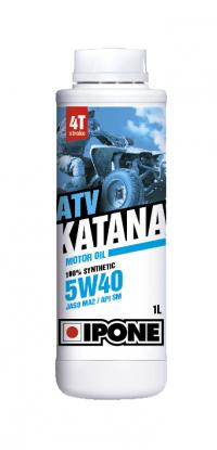 ATV-KATANA-5W40-1L